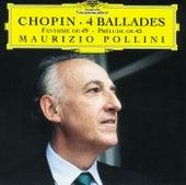 Chopin: Ballades Nos.1-4 von Maurizio Pollini