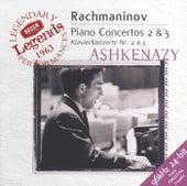 Rachmaninov: Piano Concertos Nos.2 & 3 de Vladimir Ashkenazy