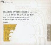 Haydn: Symphonies Vol.1 de Academy Of Ancient Music (1)