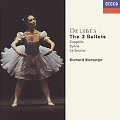 Delibes: The Three Ballets di The National Philharmonic Orchestra