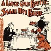 A Large Gold Bottle and a small Hot Bird de Barbra Streisand