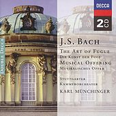 Bach, J.S.: The Art of Fugue; A Musical Offering by Karl Münchinger