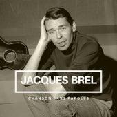 Chanson sans paroles von Jacques Brel