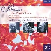 Schubert: Piano Trios Nos. 1 & 2 de Vladimir Ashkenazy