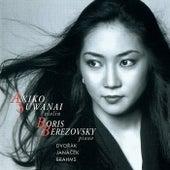 Brahms/Dvorák/Janácek: Hungarian Dances/4 Romantic Pieces/Violin Sonata etc. de Akiko Suwanai