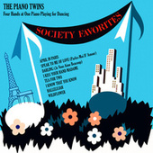 Society Favorites de The Piano Twins