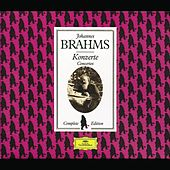 Brahms Edition: Concertos de Anne-Sophie Mutter