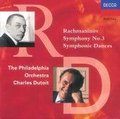 Rachmaninov: Symphony No.3/Symphonic Dances by Philadelphia Orchestra