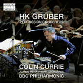 HK Gruber: Percussion Concertos von Juanjo Mena