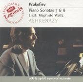 Prokofiev: Piano Sonatas Nos.7 & 8; 2 Pieces from Romeo & Juliet / Liszt: Mephisto Waltz de Vladimir Ashkenazy