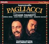 Leoncavallo: I Pagliacci by Luciano Pavarotti