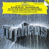 Handel: Water Music, HWV 348-350; Music for the Royal Fireworks, HWV 351 de Orpheus Chamber Orchestra