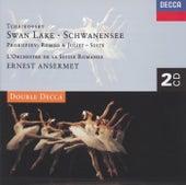 Tchaikovsky: Swan Lake / Prokofiev: Romeo and Juliet de L'Orchestre de la Suisse Romande