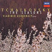 Tchaikovsky: The Seasons; 18 Morceaux; Aveu Passioné in E minor von Vladimir Ashkenazy