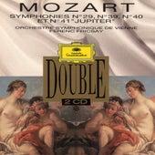 Mozart: Symphonies Nos. 29, 39-41 by Wiener Symphoniker