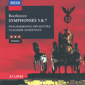 Beethoven: Symphonies Nos.5 & 7 by Philharmonia Orchestra