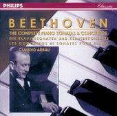 Beethoven: The Complete Piano Sonatas & Concertos von Claudio Arrau
