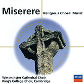Miserere - Religious Choral Music de Choir of King's College, Cambridge