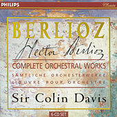 Berlioz: Complete Orchestral Works by Sir Colin Davis