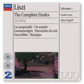 Liszt: The Complete Etudes von Claudio Arrau