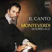 Monteverdi: Madrigals (Live) de Il Canto