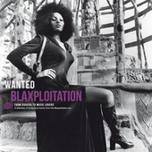 Wanted Blaxploitation: From Diggers To Music Lovers by Various Artists
