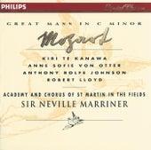 Mozart: Great Mass in C minor; Ave Verum Corpus by Kiri Te Kanawa