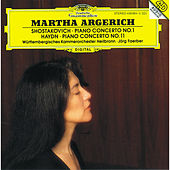 Shostakovich: Concerto For Piano, Trumpet And String Orchestra, Op. 35 / Haydn: Concerto For Piano And Orchestra In D Major, Hob. XVIII:11 von Martha Argerich