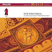 Mozart: Complete Edition Box 13: Early Italian Operas von Various Artists