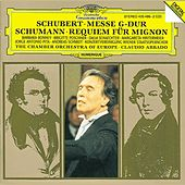 Schubert: Mass In G Major, D. 167; Tantum Ergo In E Flat Major, D. 962; The 23. Psalm In A Flat Major, D. 706, Op. Posth. 132 / Schumann: Requiem For Mignon, Op. 98b di Barbara Bonney