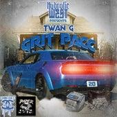 Hydrolic West Presents: Grit  Pacc - EP de Twang