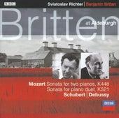 Britten At Aldeburgh by Sviatoslav Richter