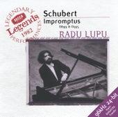 Schubert: Impromptus Opp.90 & 142 de Radu Lupu