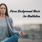 Piano Background Music for Meditation de Peaceful Piano