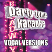 Party Tyme Karaoke - Show Tunes 4 (Vocal Versions) de Party Tyme Karaoke