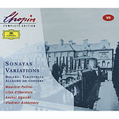 Chopin: Sonatas; Variations; Bolero; Tarantella; Allegro de concert von Various Artists