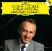Chopin: Scherzi; Berceuse; Barcarolle von Maurizio Pollini