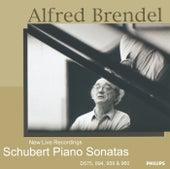 Schubert: Piano Sonatas Nos. 9, 18, 20, & 21 by Alfred Brendel