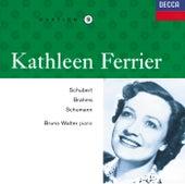 Kathleen Ferrier Vol. 9 - Schubert / Brahms / Schumann de Kathleen Ferrier