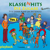 KlassenHits – Die Zugabe – Teil 2 – 71 1/2 Lieder rund um die Schule (Playback) von Reinhard Horn