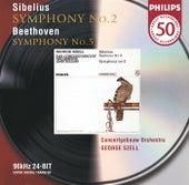 Beethoven: Symphony No.5 / Sibelius: Symphony No.2 by Royal Concertgebouw Orchestra