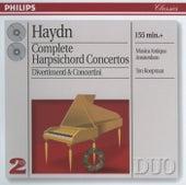 Haydn: Complete Harpsichord Concertos; Divertimenti etc. by Ton Koopman
