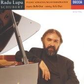 Schubert: Piano Sonatas Nos.13 & 21 de Radu Lupu