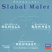 Pergolesi: Stabat Mater; Salve Regina in F minor; Salve Regina in A minor di Barbara Bonney