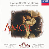 Amor - Opera's Great Love Songs by Montserrat Caballé