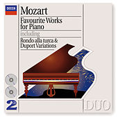 Mozart: Favourite Works for Piano by Alfred Brendel