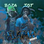 Flama (Remix) de Boza
