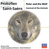 Prokofiev: Peter and the Wolf/Saint-Saens: Carnival of the Animals de Beatrice Lillie