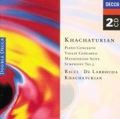 Khachaturian: Piano Concerto/Violin Concerto, etc. von Various Artists