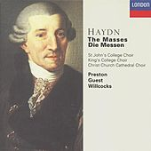 Haydn: The Masses de The Choir of Christ Church Cathedral Oxford